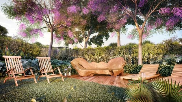 Seed - Deck Jardim