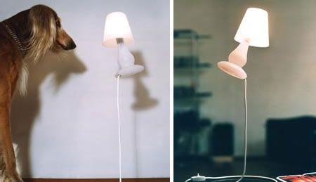 flaplamp