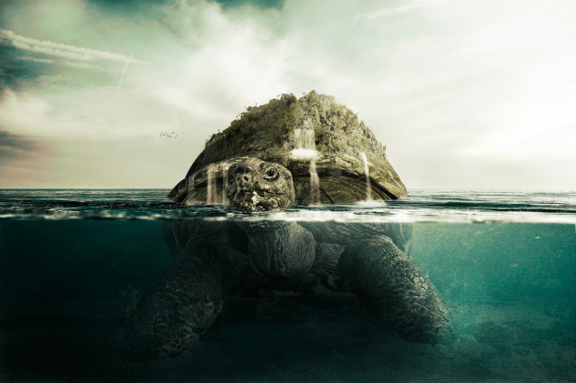 giant_turtle_by_pshoudini-d4e6w6o
