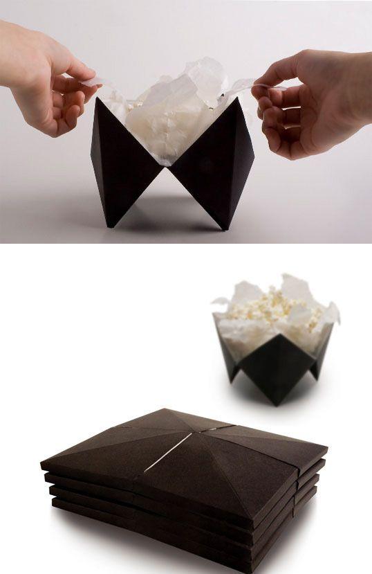 origami-de-pipoca-dobradura-criatividade