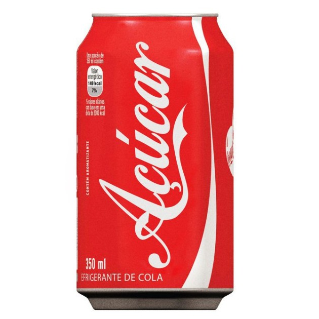 Designer cria embalagens sinceras que mostram a verdadeira %22qualidade%22 nutricional dos alimentos  1