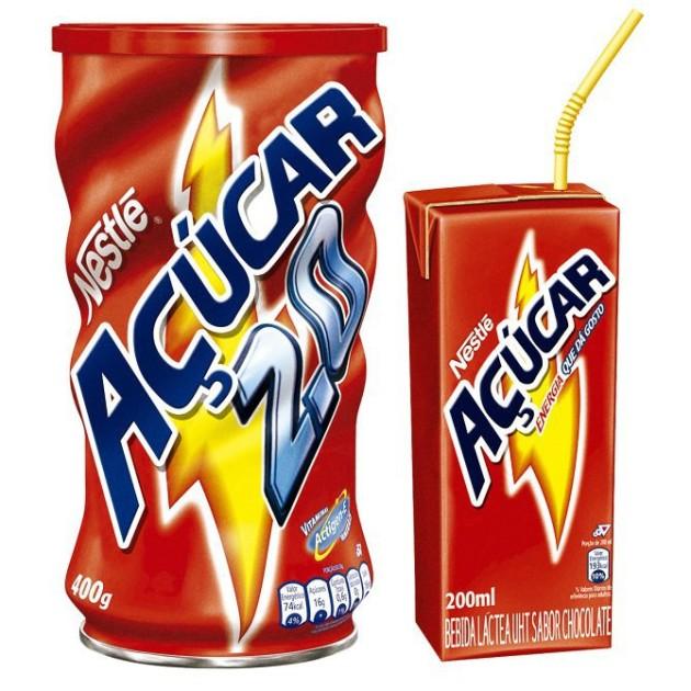 Designer cria embalagens sinceras que mostram a verdadeira %22qualidade%22 nutricional dos alimentos 5