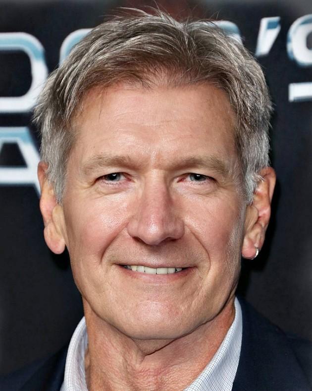 Harrison Ford + Tim Cook