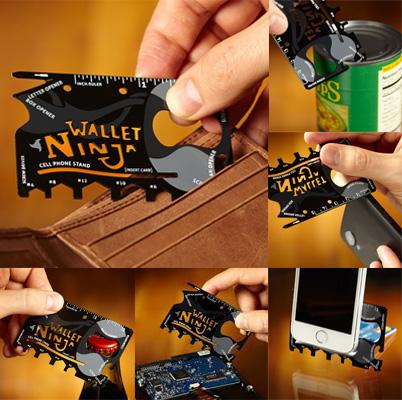 1 Wallet Ninja