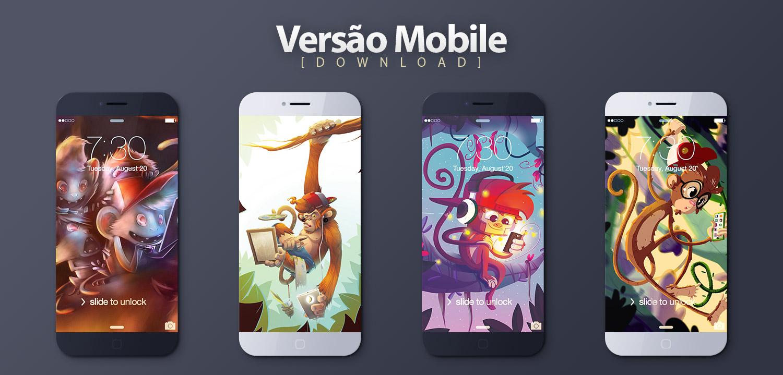 Download - Versão Mobile
