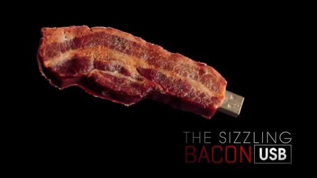Pendrive de Bacon