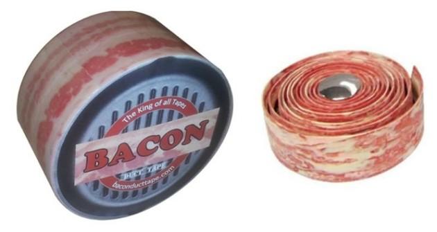 Fita adesiva de bacon