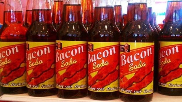 Refrigerante de Bacon