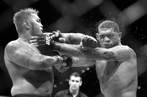 UFC Fight Night: Hunt v Bigfoot