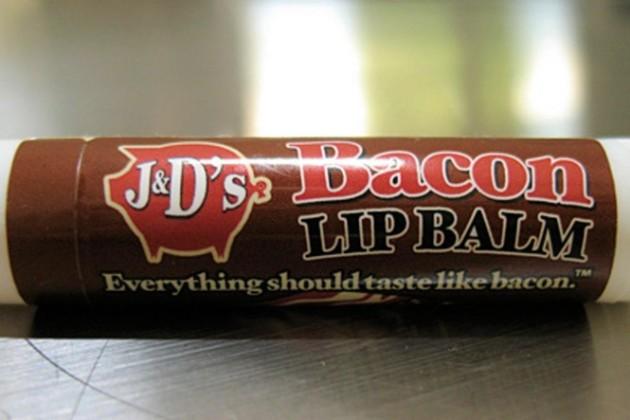 Manteiga para labios de Bacon