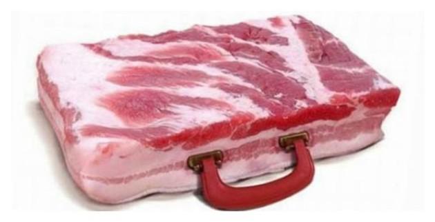 Maleta de Bacon