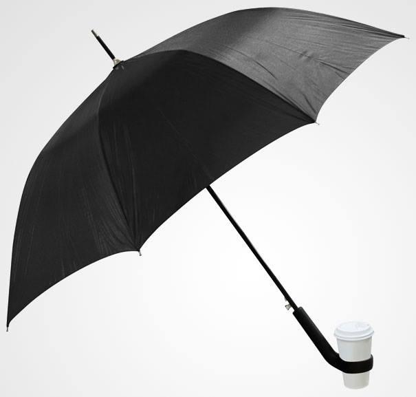 #15 - Guarda-Chuva com porta copos
