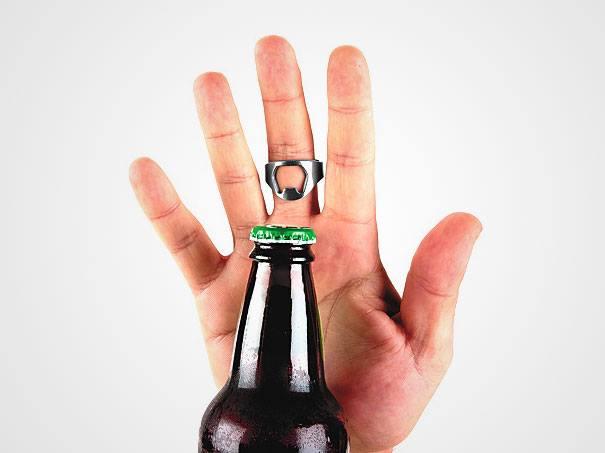 #5 - Anel de abridor de garrafas