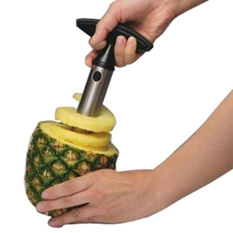 #23 - Descascador de abacaxi super prático.