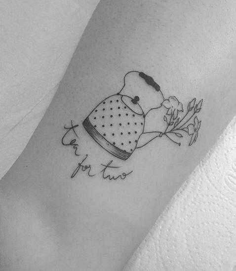 28 Ideias de tatuagens extremamente delicadas e criativas 12