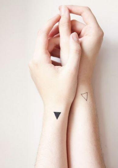 28 Ideias de tatuagens extremamente delicadas e criativas 16