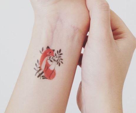 28 Ideias de tatuagens extremamente delicadas e criativas 2