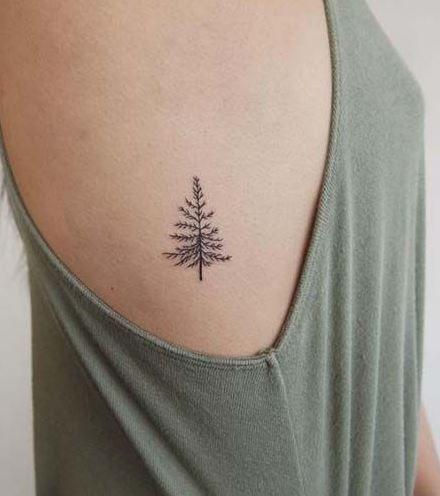 28 Ideias de tatuagens extremamente delicadas e criativas 25