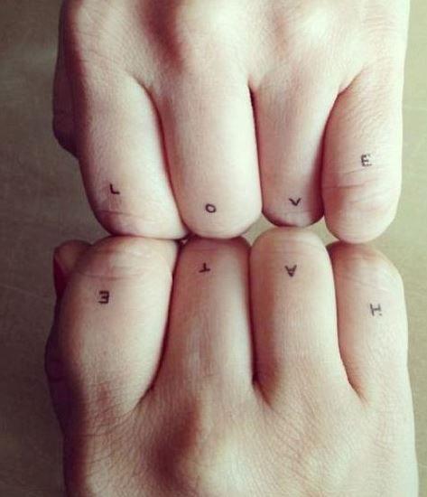 28 Ideias de tatuagens extremamente delicadas e criativas 7