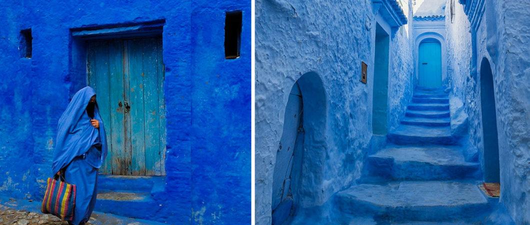 Cidade-azul-de-marrocos