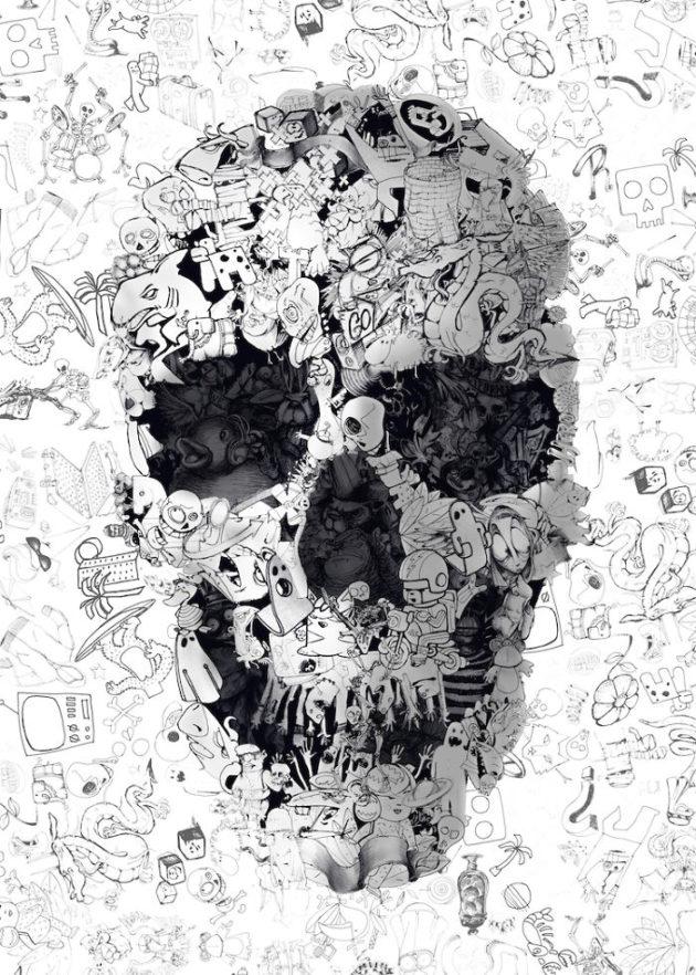 doodle-skull-bw__700