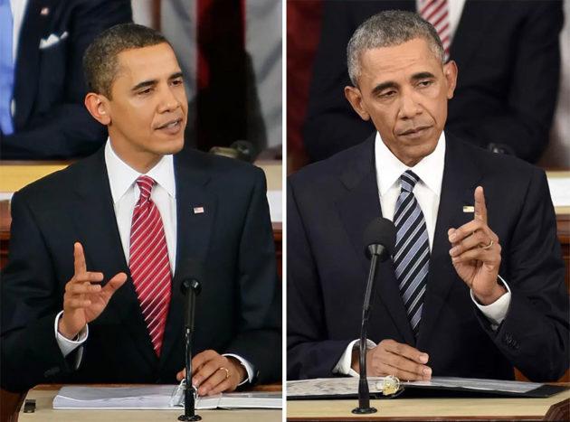Barack Obama 2008/2016