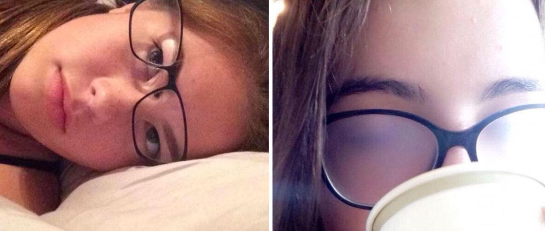 12 Situações bizarras que só quem usa óculos vai entender. Tente não rir! b2953b220b