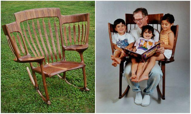 Cadeira do papai.