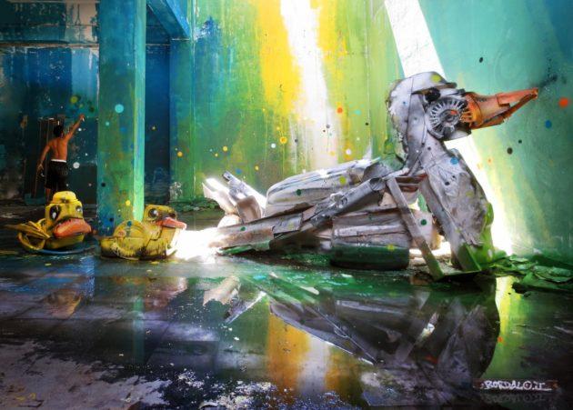 artur-bordalo-ii-painting-urban-art-street-art-garbage-trash-lixo-arte-urbana-ideia-quente-13
