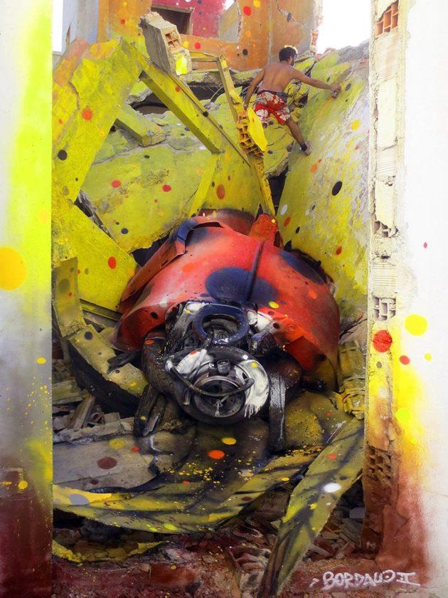 artur-bordalo-ii-painting-urban-art-street-art-garbage-trash-lixo-arte-urbana-ideia-quente-16