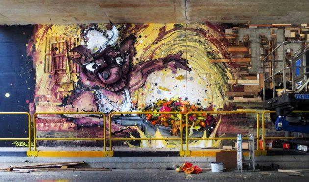 artur-bordalo-ii-painting-urban-art-street-art-garbage-trash-lixo-arte-urbana-ideia-quente-8