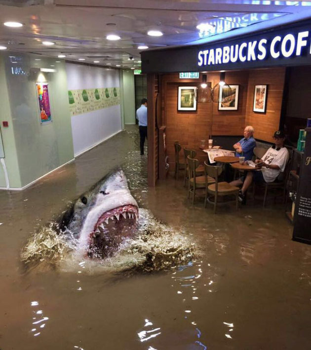 funny-starbucks-uncle-hong-kong-floods-photoshop-battle-11-5809c1a86462c__700