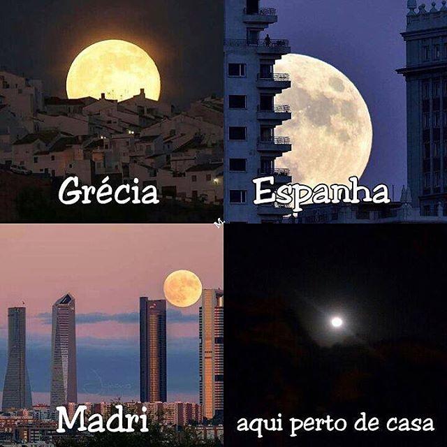 #9 - A verdadeira super lua.