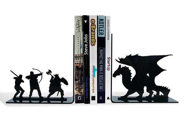 porta-livros-dragao