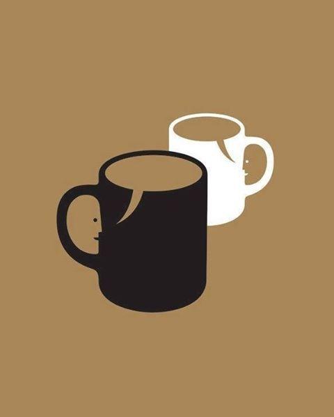 #3 - As melhores conversas começam com um bom café.