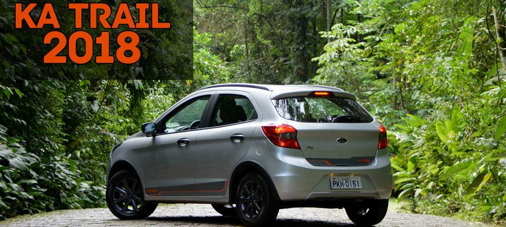Fomos Ao Guaruja Testar O Novo Ford Ka Trail 2018 Confira Como Foi