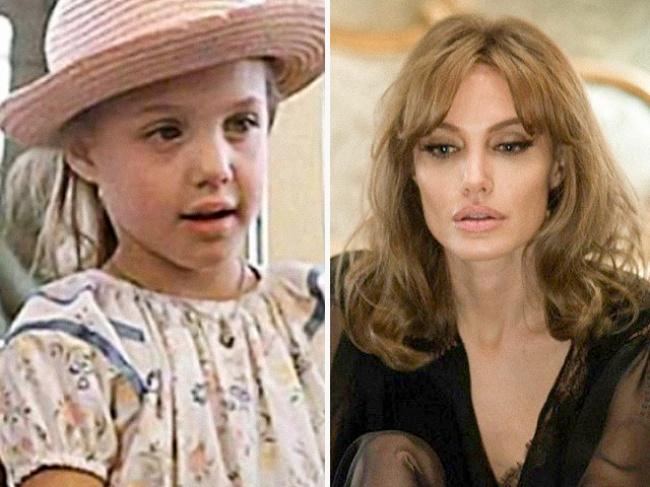 Antes e depois - 16 artistas famosos do cinema em seus