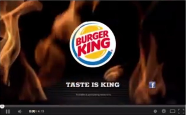 burguer king youtube