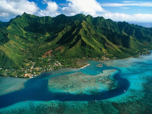 Polinesia Francesa - Moorea 1