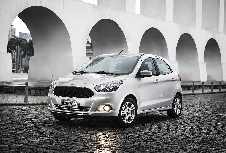 Fomos Dirigir O Novo Ford Ka Conheca Sua Tecnologia E Seu Novo Design