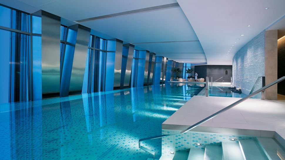 Luxury Hotel Indoor Pool Creative Ideas For Public