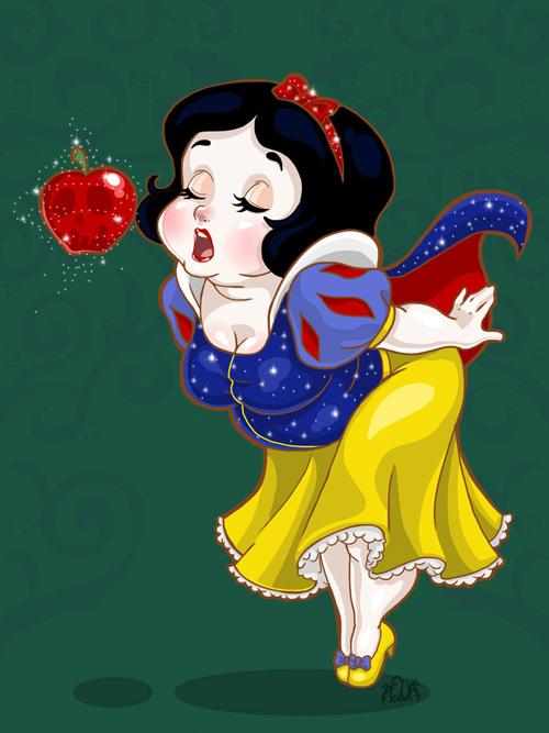 Ilustra U00e7 U00f5es Mostram Como Seriam As Princesas Da Disney Se