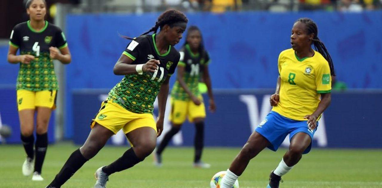 Copa do Mundo Feminina capa