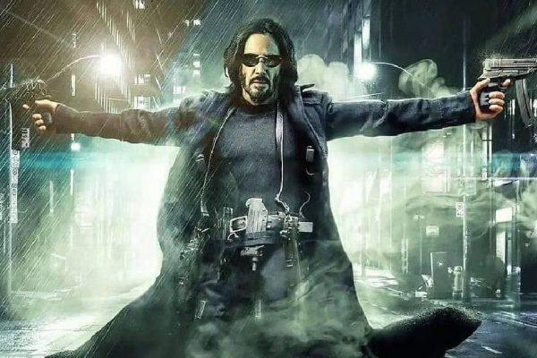 Filme Matrix capa