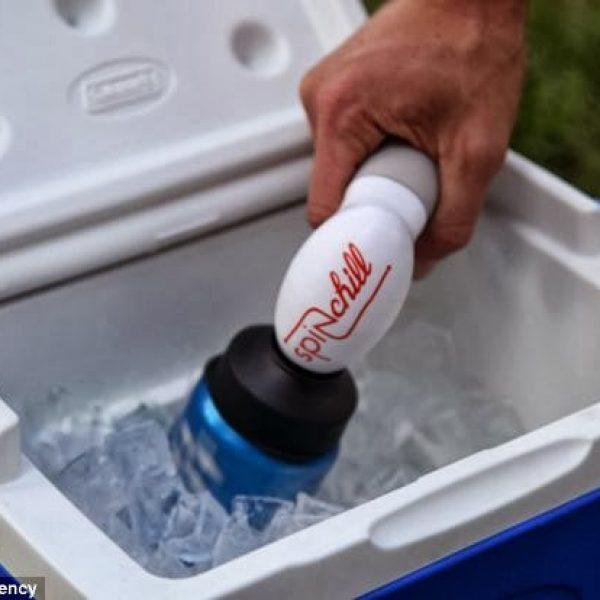 Maquina inovadora gela sua cerveja em apenas 60 segundos-1