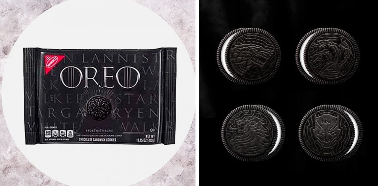 Oreo of Thrones capa
