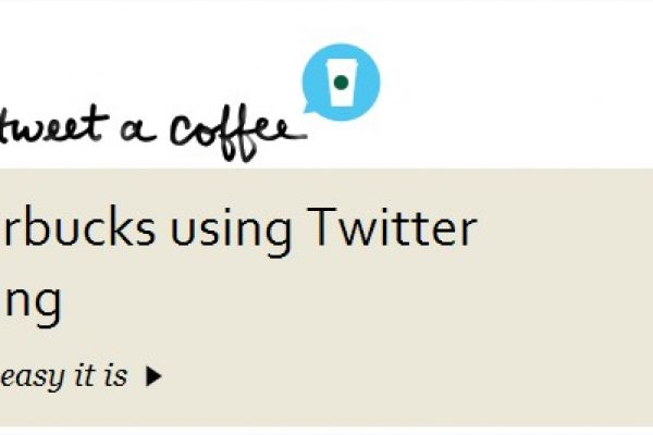 Tweet A Coffee  Starbucks Coffee Company - Google Chrome