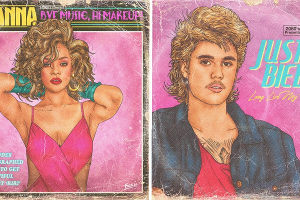 anos 80 capa