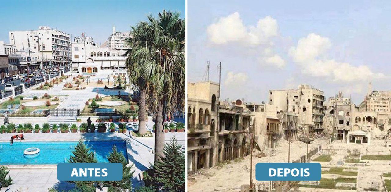 antes-e-depois-da-siria