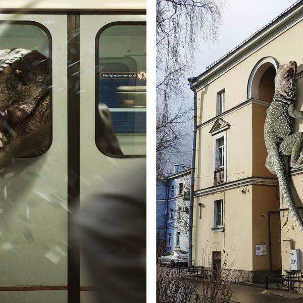 arte russa capa
